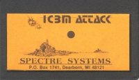 ICBM Attack Box Art