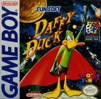 Daffy Duck Box Art