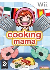 Cooking Mama Box Art