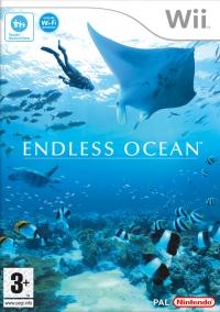 Endless Ocean Box Art