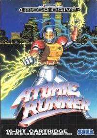 Atomic Runner Box Art