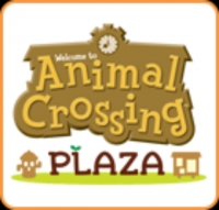 Animal Crossing Plaza Box Art