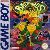 Battletoads in Ragnarok's World Box Art