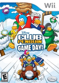 Club Penguin: Game Day Box Art