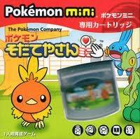 Pokémon Breeder Mini Box Art