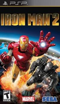 Iron Man 2 Box Art