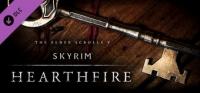 Elder Scrolls V, The: Skyrim - Hearthfire Box Art