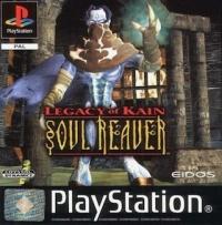 Legacy of Kain: Soul Reaver Box Art