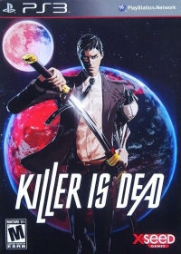 Killer Is Dead - Limited Edition Box Art