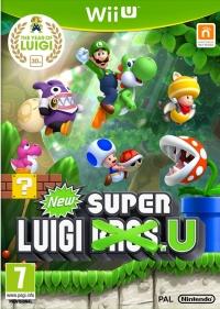 New Super Luigi U Box Art