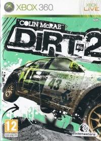 Colin McRae: DiRT 2 Box Art