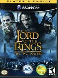 Lord of the Rings, The: The Two Towers - Player's Choice Box Art