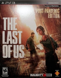 Last of Us, The - Post-Pandemic Edition Box Art