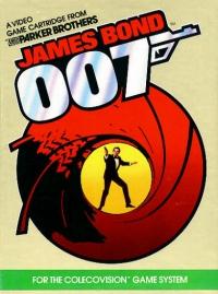 James Bond 007 Box Art