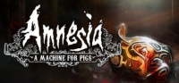 Amnesia: A Machine for Pigs Box Art