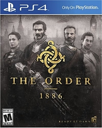 Order, The: 1886 Box Art