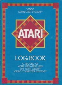 Atari Log Book (full color) Box Art