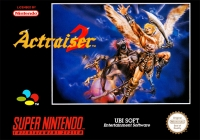 ActRaiser 2 Box Art