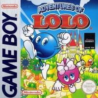 Adventures of Lolo Box Art
