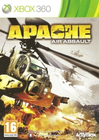 Apache: Air Assault Box Art