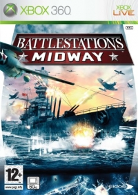 Battlestations: Midway Box Art