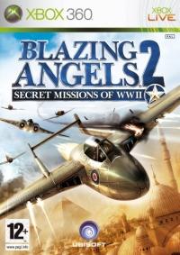 Blazing Angels 2: Secret Missions of WWII Box Art
