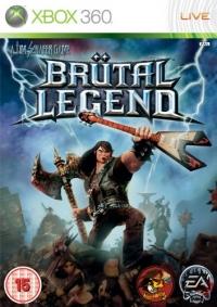Brütal Legend Box Art