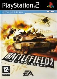 Battlefield 2: Modern Combat Box Art