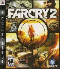 Far Cry 2 Box Art