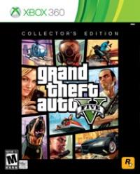 Grand Theft Auto V - Collector's Edition Box Art