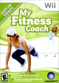 My Fitness Coach Box Art
