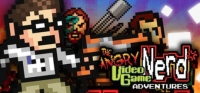 Angry Video Game Nerd Adventures Box Art