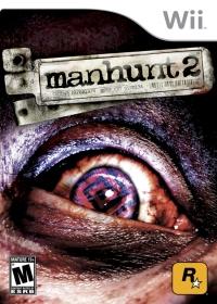 Manhunt 2 Box Art