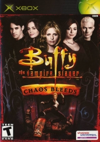 Buffy the Vampire Slayer: Chaos Bleeds Box Art