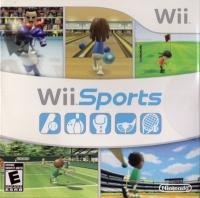 Wii Sports Box Art