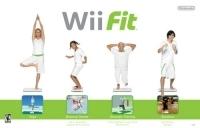 Nintendo Wii Fit [NA] Box Art