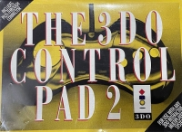 3DO Control Pad 2 Box Art