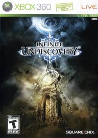 Infinite Undiscovery Box Art