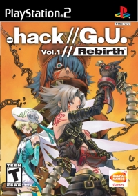 .hack//G.U. Vol. 1//Rebirth Box Art
