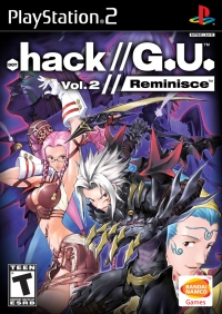 .hack//G.U. Vol. 2//Reminisce Box Art