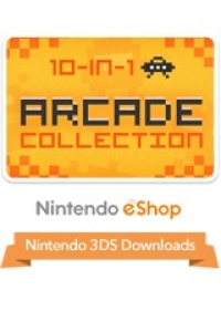 10-in-1: Arcade Collection Box Art