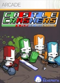 Castle Crashers Box Art