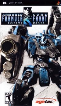 Armored Core: Formula Front: Extreme Battle Box Art