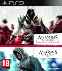 Assassin's Creed II: Game of the Year Edition / Assassin's Creed [DK][FI][NO][SE] Box Art