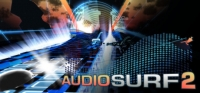 Audiosurf 2 Box Art