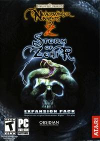 Forgotten Realms: Neverwinter Nights 2: Storm of Zehir Box Art