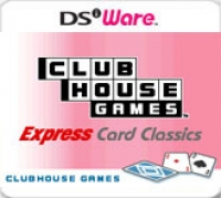 Clubhouse Games Express: Card Classics Box Art