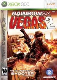 Tom Clancy's Rainbow Six: Vegas 2 Box Art