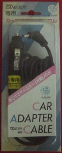 Car Adapter Cable [JP] Box Art