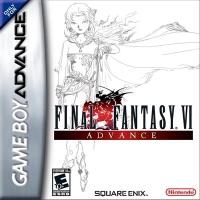 Final Fantasy VI Advance Box Art
